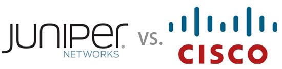 Hasil gambar untuk juniper vs cisco
