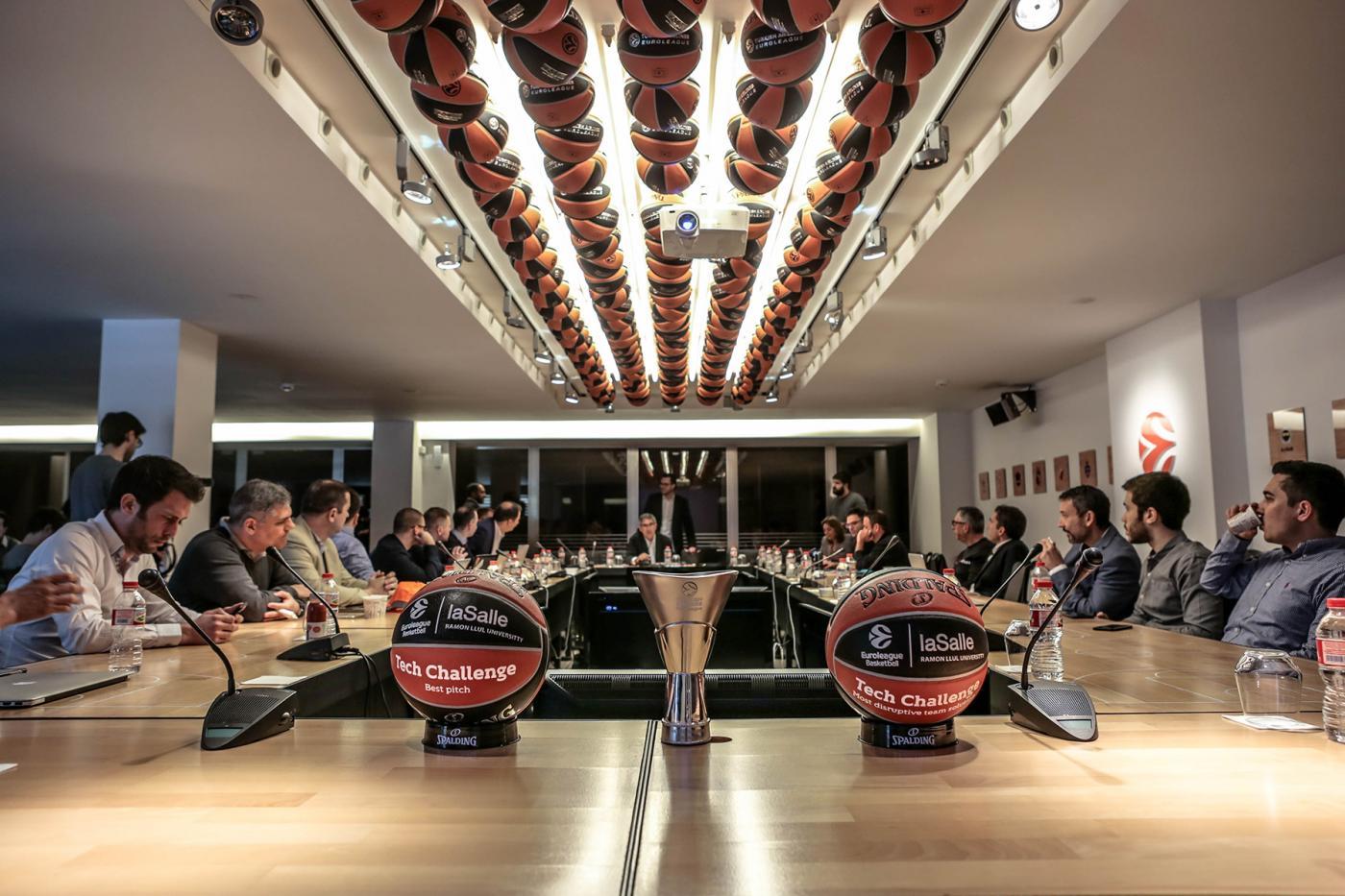 Euroleague Basketball and La Salle-URL present 2019 Tech